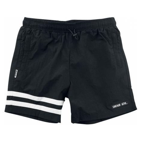 Unfair Athletics DMWU Crushed Shorts Shorts black