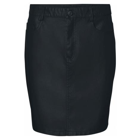 Noisy May - Belexi Rebel Skirt - Skirt - black