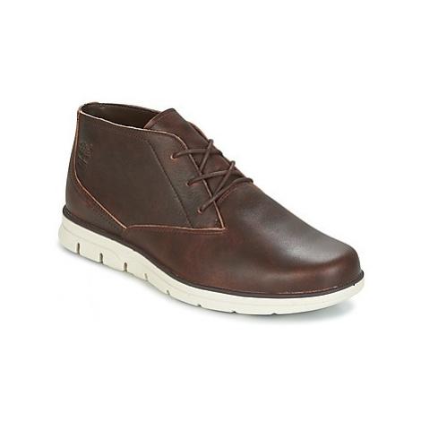Timberland BRADSTREET PT CHUKKA men's Mid Boots in Brown