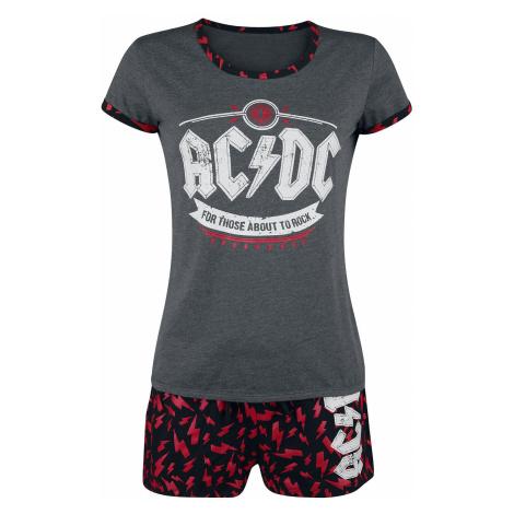 AC/DC EMP Signature Collection Pyjama multicolour