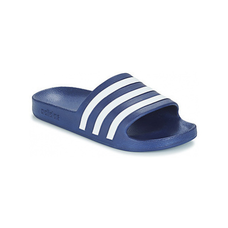 Adidas ADILETTE AQUA men's in Blue