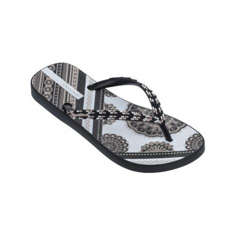 Ipanema Indie women's Flip flops / Sandals (Shoes) in Black