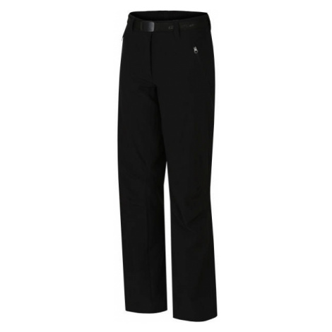 Hannah CONIE black - Women's softshell pants