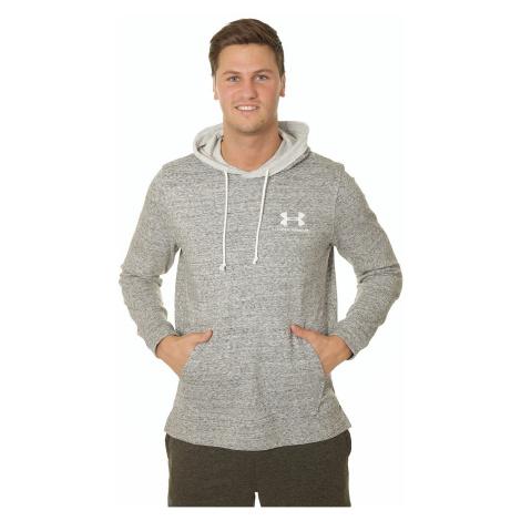 sweatshirt Under Armour Sportstyle Terry - 112/Onyx White/Full Heather - men´s