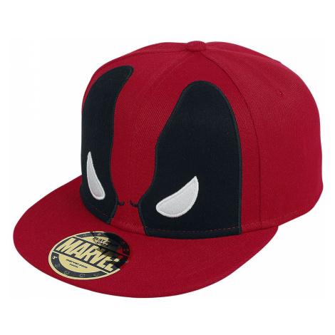 Deadpool Mask Cap red