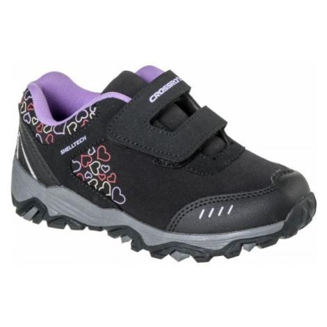 Crossroad DIAMS purple - Kids' trekking shoes