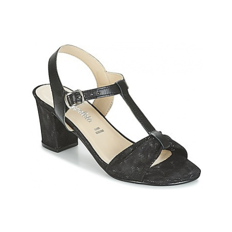 Lola Espeleta PASTILLE women's Sandals in Black