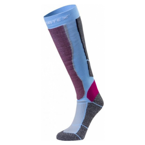 Klimatex TORRE blue - Functional ski socks