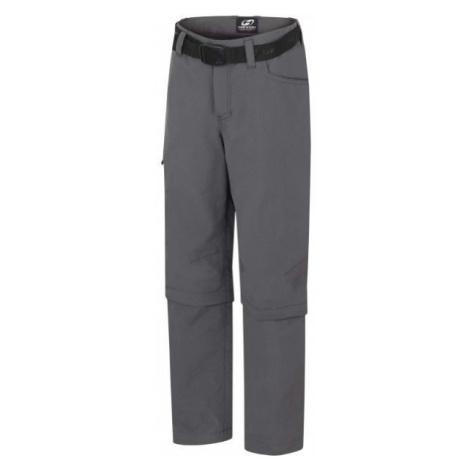 Hannah COASTER gray - Children's convertible pants