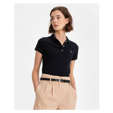 Gant MD. Summer Polo Shirt Black