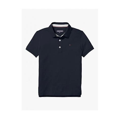 Tommy Hilfiger Boys' Organic Cotton Short Sleeve Polo Shirt