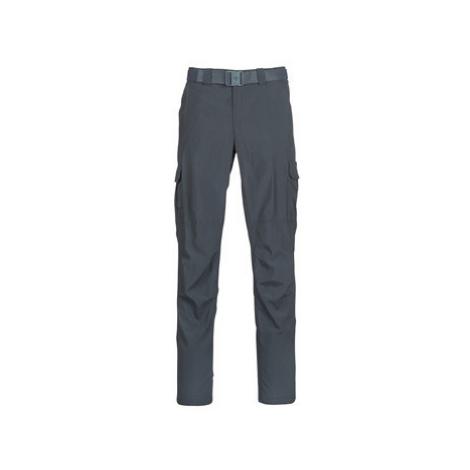 Columbia SILVER RIDGE II CARGO men's Trousers in Grey