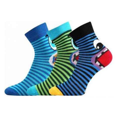 Voxx TLAMÍK green - Boys' socks