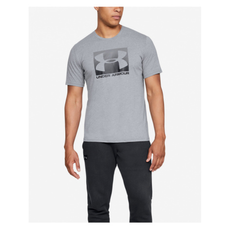 Under Armour Boxed Sportstyle T-shirt Grey