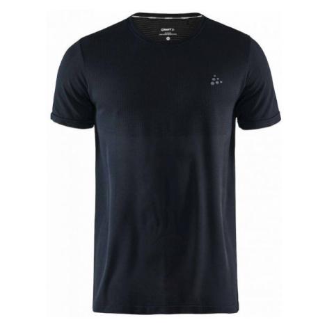Craft FUSEKNIT LIGHT SS black - Men's functional T-shirt