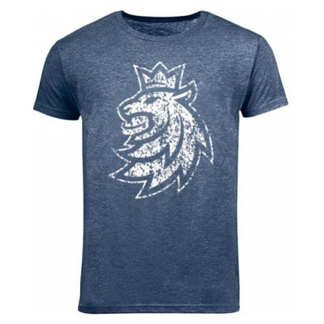 Střída LOGO LION PATINA CIHT dark blue - Children's T-shirt