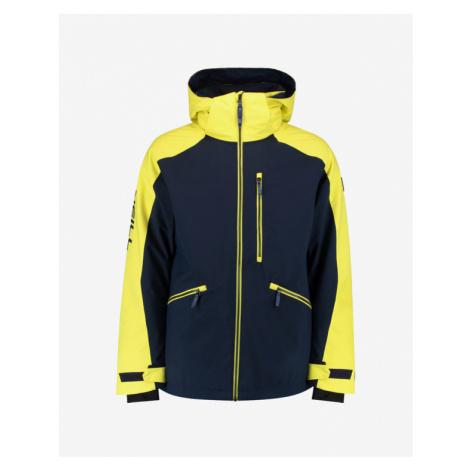 O'Neill Diabase Jacket Blue Yellow
