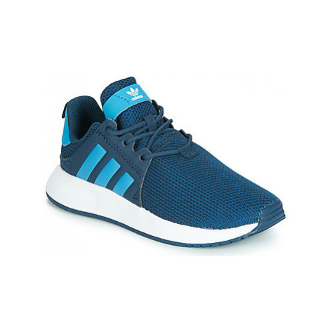 Adidas X_PLR C girls's Children's Shoes (Trainers) in Blue