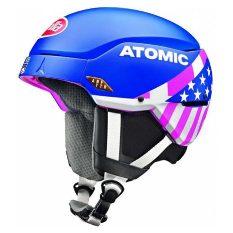 Atomic COUNT AMID RS MIKAELA blue - Women's ski helmet