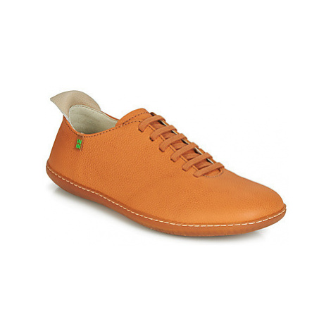El Naturalista EL VIAJERO FLIDSU women's Shoes (Trainers) in Orange