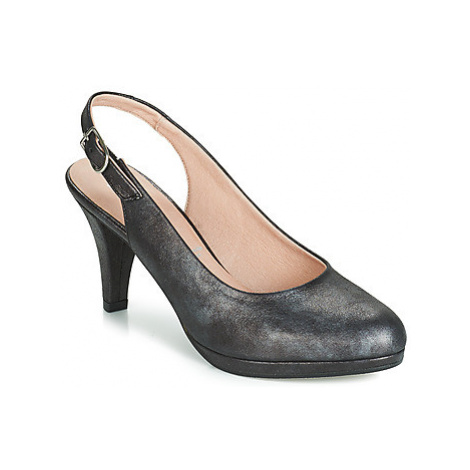 Dorking 7119 women's Court Shoes in Black