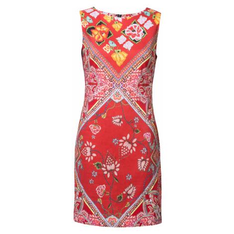 Desigual Lisa Dress Red