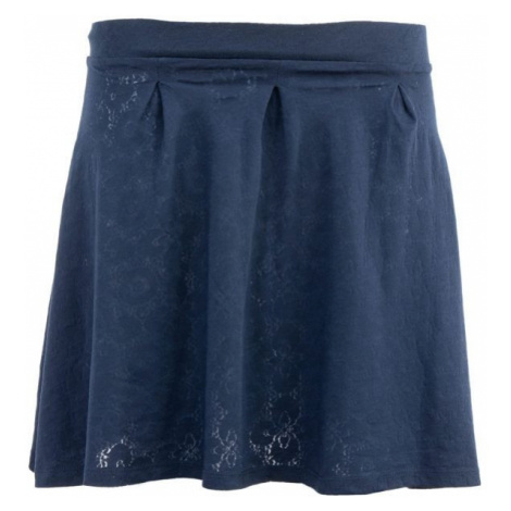 ALPINE PRO XYLANA 2 dark blue - Women's skirt