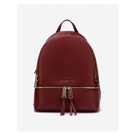 Michael Kors Rhea Medium Backpack Red