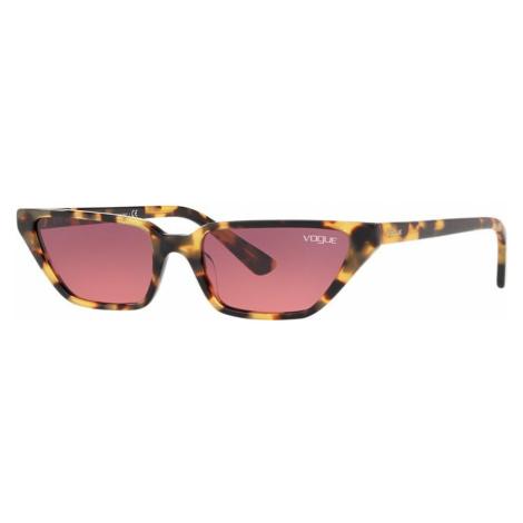 Vogue Eyewear Woman VO5235S Gigi Hadid x Vogue Eyewear - Frame color: Tortoise, Lens color: Viol