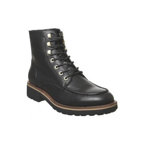 Vagabond Shoemakers Bruce Lace Up BLACK