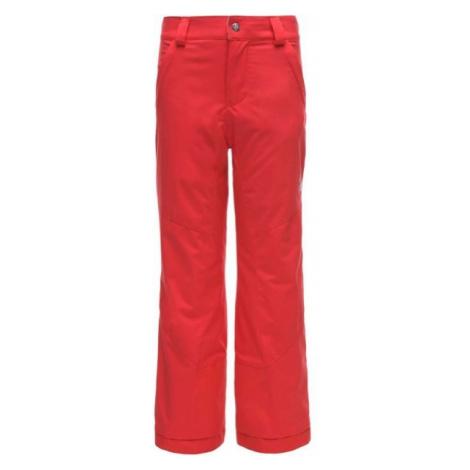 Spyder VIXEN REGULAR PANT red - Girls' ski trousers