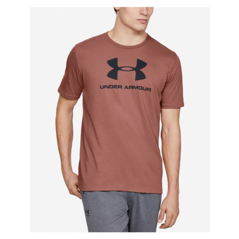 Under Armour Sportstyle T-shirt Brown