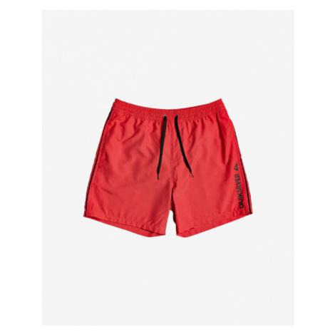 Quiksilver Vert Volley 17 Swimsuit Red