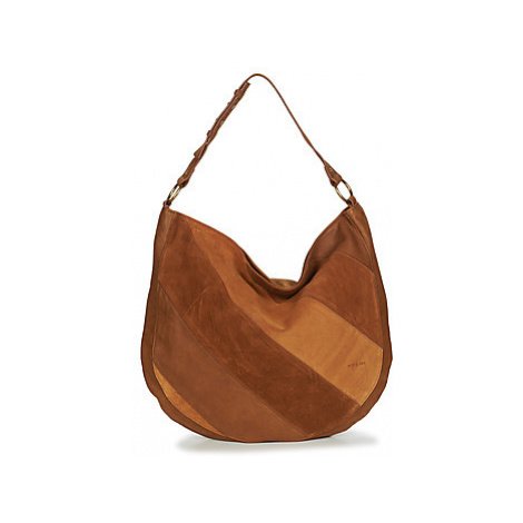Nat et Nin MARLOES women's Shoulder Bag in Brown Nat & Nin