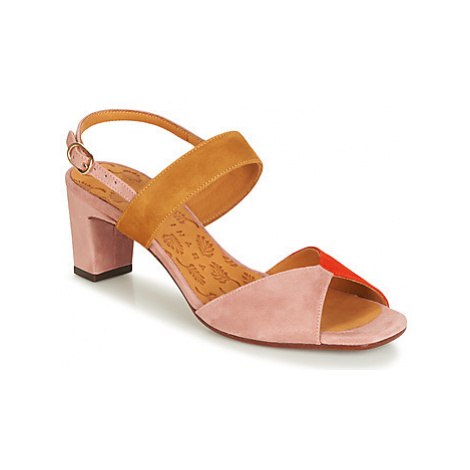 Chie Mihara LUZULA women's Sandals in Pink