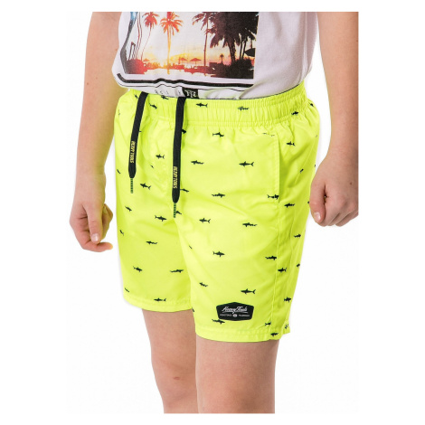 swimming shorts Heavy Tools Jamp - Neon
