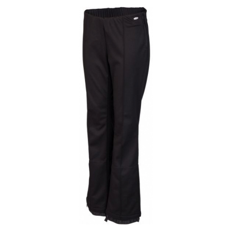 Willard FANTINA black - Women's softshell trousers
