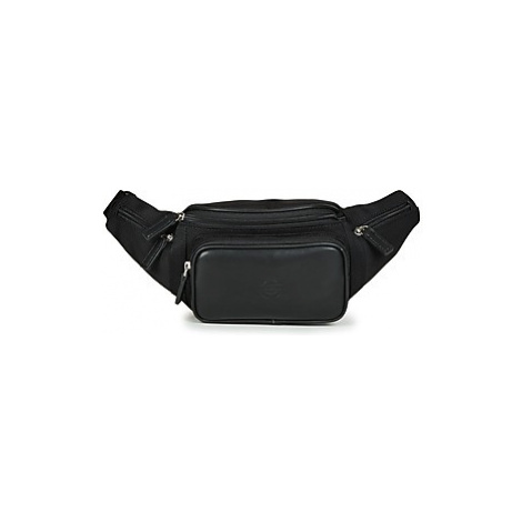 Chabrand BANANE 18 men's Hip bag in Black