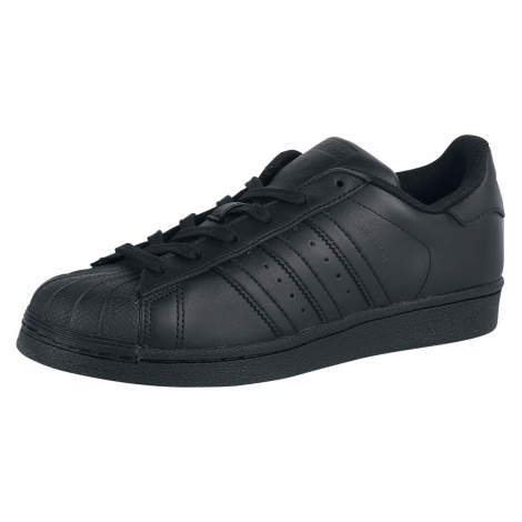 Adidas - Superstar Foundation - Sneakers - black