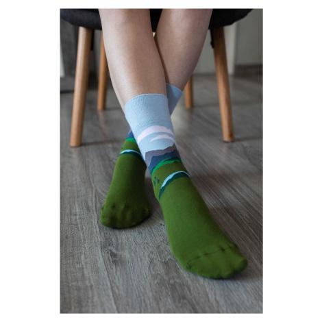 Barefoot Socks - Crew - Alpine 43-46