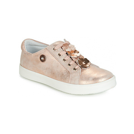 Catimini CRISTOL girls's Children's Shoes (Trainers) in Pink