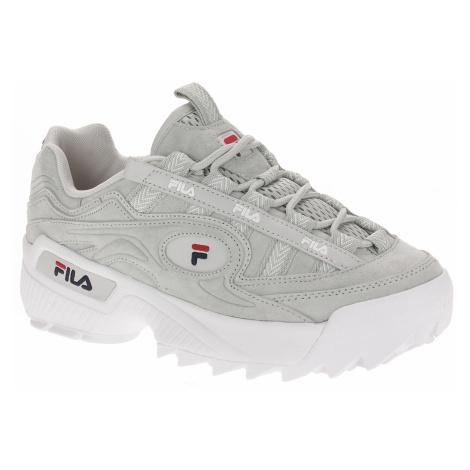 shoes Fila D-Formation S - Glacier Gray - women´s