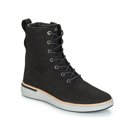Timberland Cross Mark Utility Boot men's Mid Boots in Black
