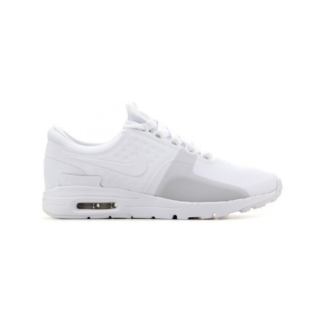 Nike W Air Max Zero 857661 104 women's Shoes (Trainers) in White