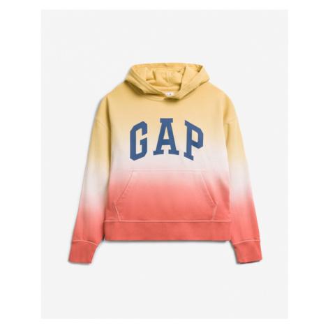 GAP Kids Sweatshirt Yellow Beige