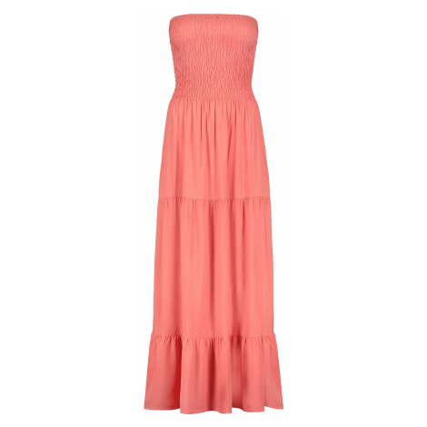 Fresh Made Maxi Bandeau Dress Medium-length dress coral
