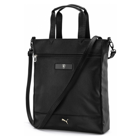 bag Puma SF LS Shopper - Puma Black - women´s