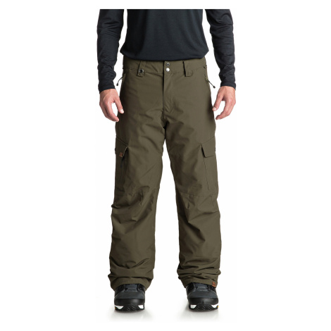 pants Quiksilver Porter - CRE0/Grape Leaf - men´s