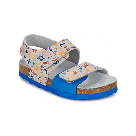 Mod'8 DARKOU boys's Children's Sandals in Grey