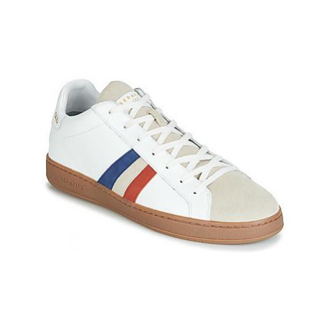 Serafini BORG men's Shoes (Trainers) in White